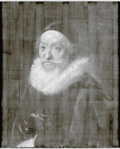 View 6. Thumbnail of Lot 26. Portrait of Jacques Boyceau (1560-1633).