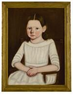 D. LEE | GIRL IN WHITE