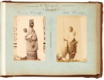 French West Africa | Album of 119 photographs, [c.1880-1892]