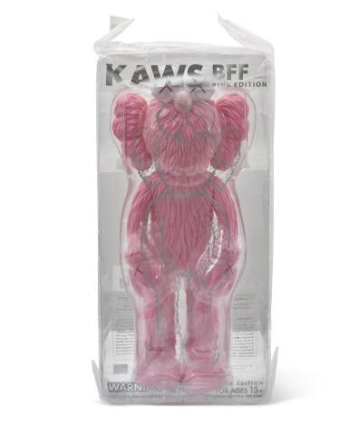 KAWS | BFF - 粉紅版本 BFF-PINK EDITION