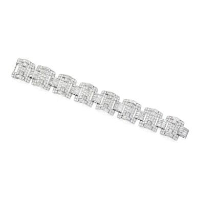 Cartier | Diamond Bracelet, Paris
