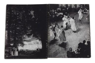 View 4. Thumbnail of Lot 63. (book) Paris de Nuit, 1932.