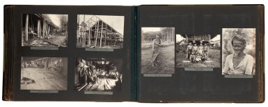 View 7. Thumbnail of Lot 230. Hose. Album of photographs of Sarawak. [c.1884-1900], the Hose family copy, with three books from Hose's library.