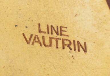 View 4. Thumbnail of Lot 8. Line Vautrin, Brooch [Broche], 'Mi-abeille mi-bonhomme', circa 1945 .