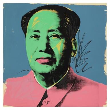 View 5. Thumbnail of Lot 16. Mao (Feldman & Schellmann II.90 - 99).