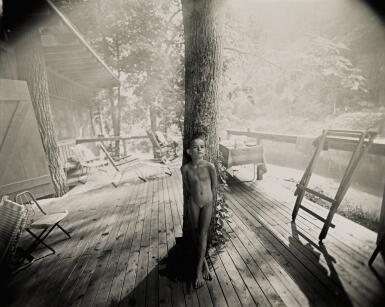 SALLY MANN |'JESSIE AT SIX', 1988