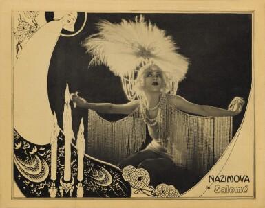SALOME (1923) LOBBY CARD, US