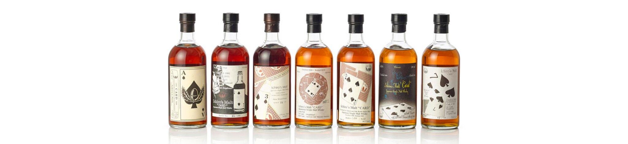 Distilled | A Single Collection Featuring Rare Macallan, Suntory & Karuizawa Single Cask Whisky