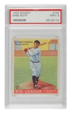 """Ruth, George Herman (""""Babe"""") 