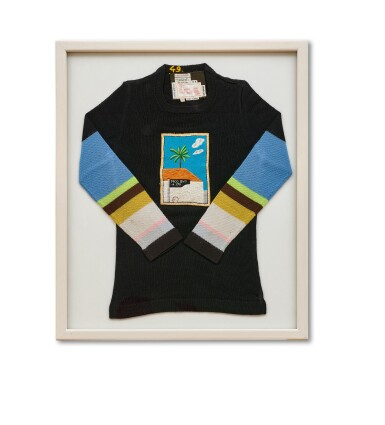 大衛‧霍克尼 David Hockney | The Ritva Man藝術家系列毛衣 Sweater from The Artist Collection by the Ritva Man