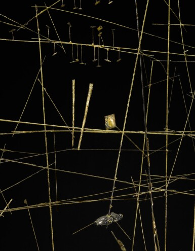 View 5. Thumbnail of Lot 303. HARRY BERTOIA | UNTITLED (WIRE CONSTRUCTION).