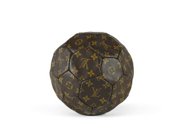 A Louis Vuitton Limited Edition 1998 World Cup Football