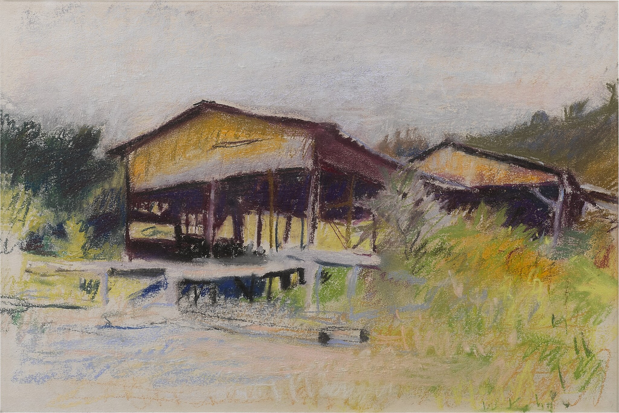 View 1 of Lot 123. Abandoned Sawmill.
