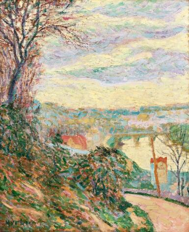 View 1. Thumbnail of Lot 229. Soleil d'hiver à Haute-Isle .