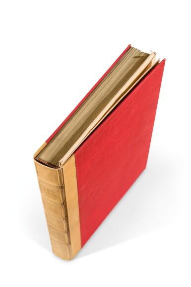 FRANTIŠEK VENERA | DILO EMIL FILLA (LIFE WORK OF EMIL FILLA); A RARE LIMITED EDITION BOOK OF STUDIES ON EMIL FILLA BY FRANTIŠEK VENERA AND OTHERS, ACCOMPANIED BY 21 ORIGINAL PRINTS BY EMIL FILLA, SIGNED, BRNO, 1936, NO. 6 OF 100