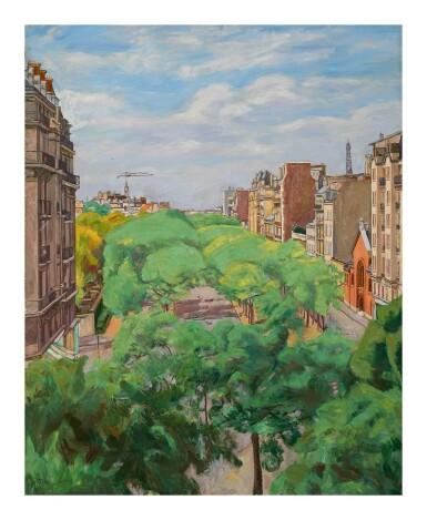 View 1. Thumbnail of Lot 35. SIMON MONDZAIN   BOULEVARD EDGAR QUINET, PARIS (XIVE).
