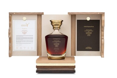View 2. Thumbnail of Lot 52. Gordon & MacPhail Private Collection Decanters & Experience .