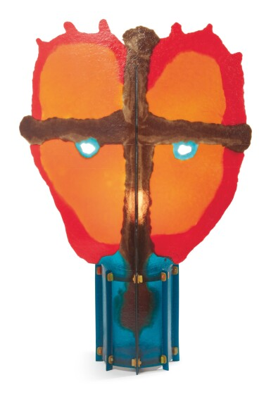"GAETANO PESCE | ""SOME OF US"" LAMP"