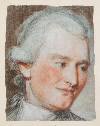 JOHN RUSSELL, R.A.| Portrait of Philip Glover (1773-1816), of Heacham and Sedgeford, Norfolk