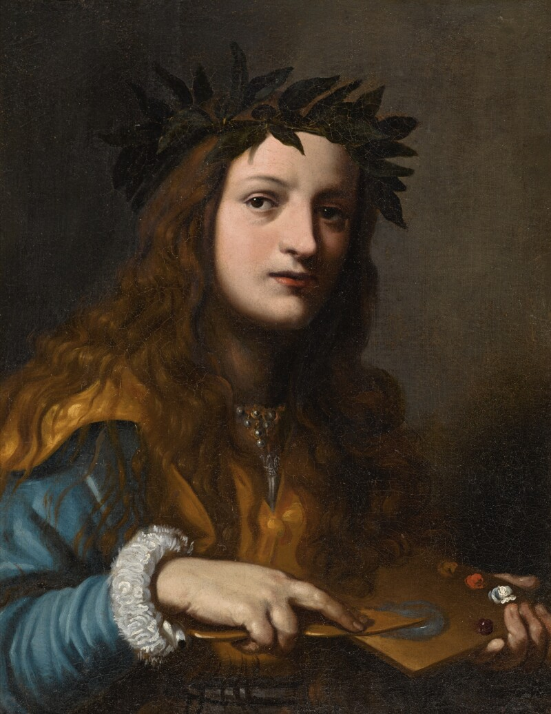 FRANCESCO LUPICINI (Florence 1588 or 1591 - after 1652) Allegory of Painting