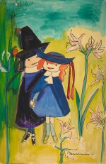 Madeline and Pepito