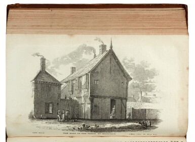 View 2. Thumbnail of Lot 135. GENTLEMAN'S MAGAZINE | THE GENTLEMAN'S MAGAZINE, 1731-1830, 139 VOLUMES.