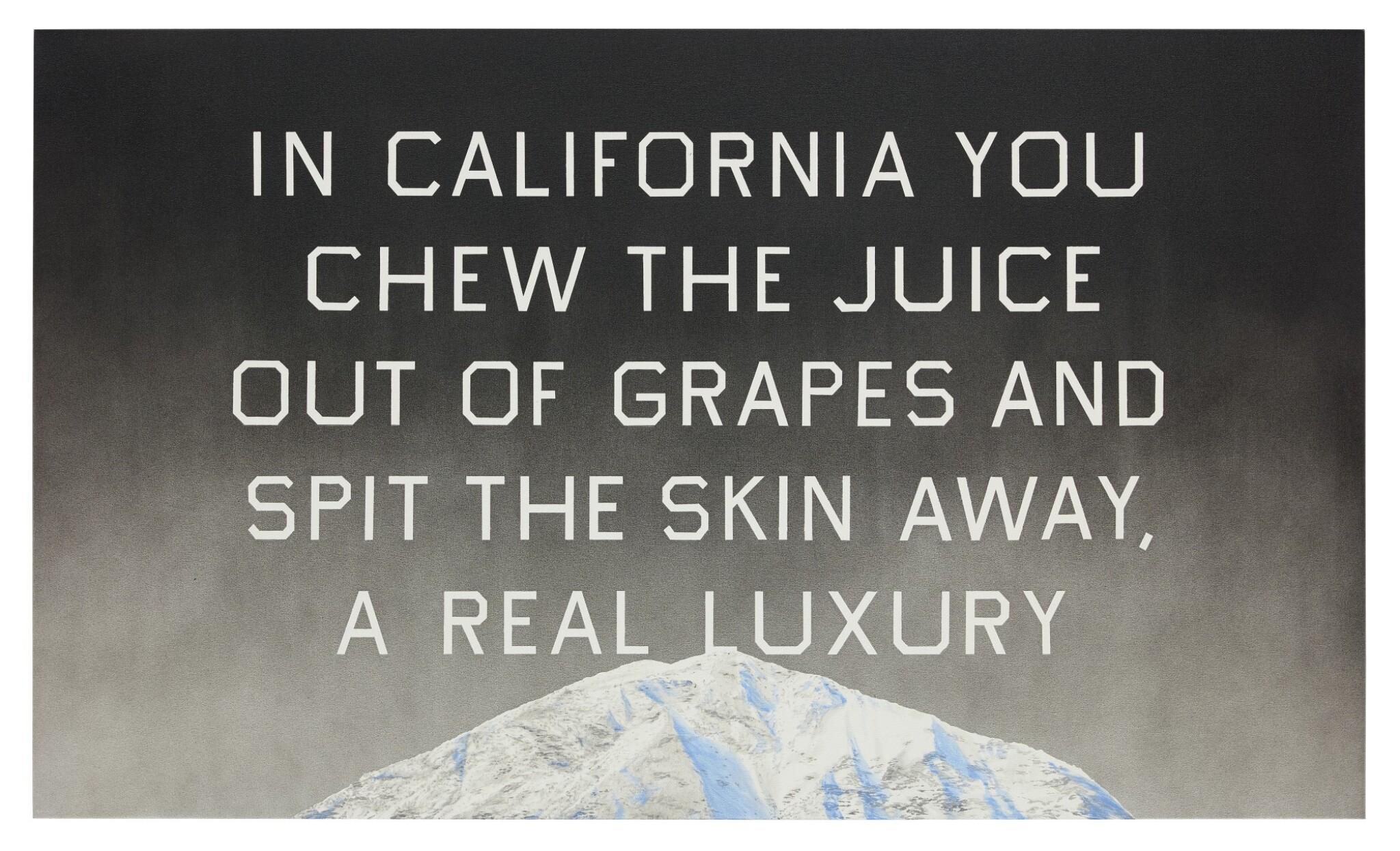 View full screen - View 1 of Lot 10. California Grape Skins.