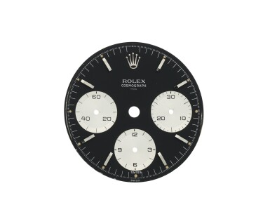 View 10. Thumbnail of Lot 1. ROLEX | REFERENCE 6239 'DOUBLE SWISS UNDERLINE' DAYTONA   A STAINLESS STEEL CHRONOGRAPH WRISTWATCH WITH REGISTERS, CIRCA 1963.