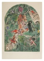 CHARLES SORLIER AFTER MARC CHAGALL | THE TRIBE OF GAD (M. CS 19)