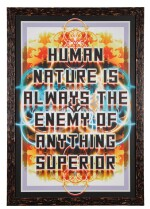 MARK TITCHNER | HUMAN NATURE IS ALWAYS THE ENEMY OF ANYTHING SUPERIOR