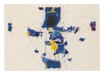 SAM FRANCIS | FIRST STONE; DEUX MAGOTS; AND THE UPPER YELLOW (LEMBARK L.1, L.3 & L.4)