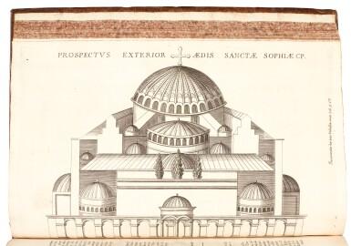 View 1. Thumbnail of Lot 167. Du Cange | Historia Byzantina, 1680 | Cousin, Histoire de Constantinople, 1672-74, 8 volumes.
