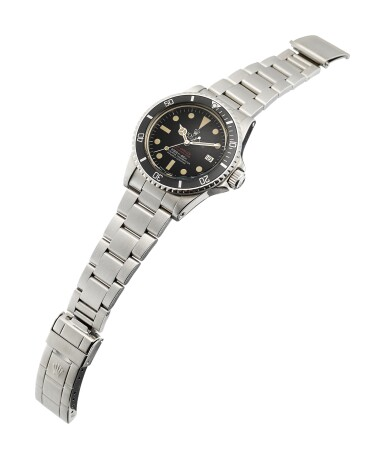 """View 4. Thumbnail of Lot 115. ROLEX 