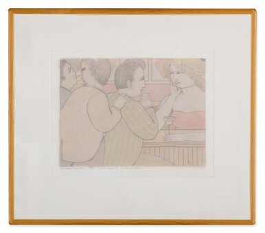 """View 2. Thumbnail of Lot 1533. ANDREW V. STEVOVICH   FINAL DRAWING RE. """"LUCKY LINDA""""."""