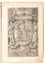 Camden | Britannia, 1607