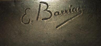 View 3. Thumbnail of Lot 19. LOUIS-ERNEST BARRIAS | LA NATURE SE DÉVOILANT DEVANT LA SCIENCE (NATURE REVEALING HERSELF TO SCIENCE).