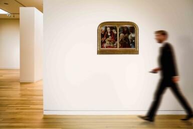 View 4. Thumbnail of Lot 1. Adoration of the Magi.