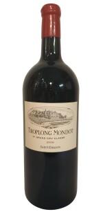 TROPLONG MONDOT, AN OVERNIGHT STAY: 1 X 3 LITRE TROPLONG MONDOT 2006 WITH VISIT, TASTING & LUNCH