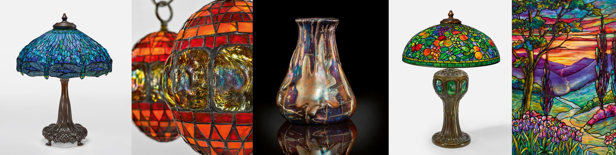 Dreaming in Glass: Masterworks by Tiffany Studios