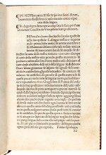 Cavalca, Pungi lingua, Florence, 1494, modern calf gilt