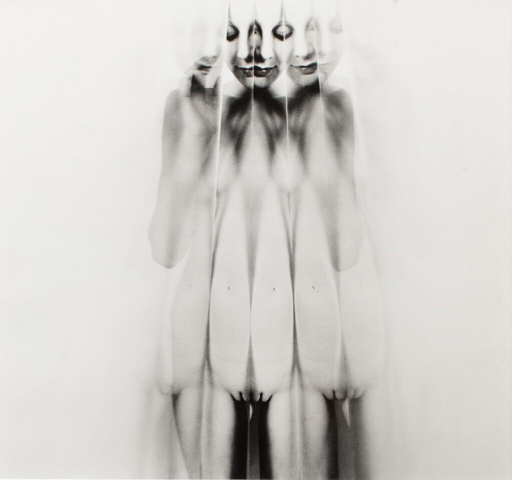 GUY BOURDIN | FEMME MULTIPLE (UNFOLDING NUDE), 1972