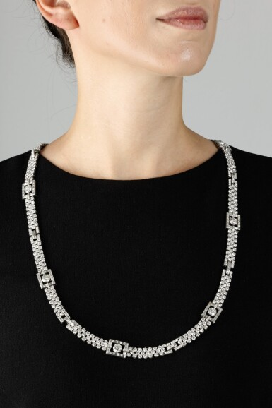 DIAMOND SAUTOIR, 1930S [鑽石長項鏈,1930年代]