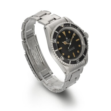 """View 3. Thumbnail of Lot 376. ROLEX 