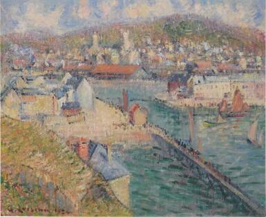 Port à Fécamp