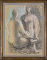 FRANK DOBSON, R.A. | STUDY FOR LEISURE II