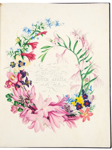 View 3. Thumbnail of Lot 210. (Roupell, Arabella Elizabeth) | The exuberant flora of the Cape of Good Hope.