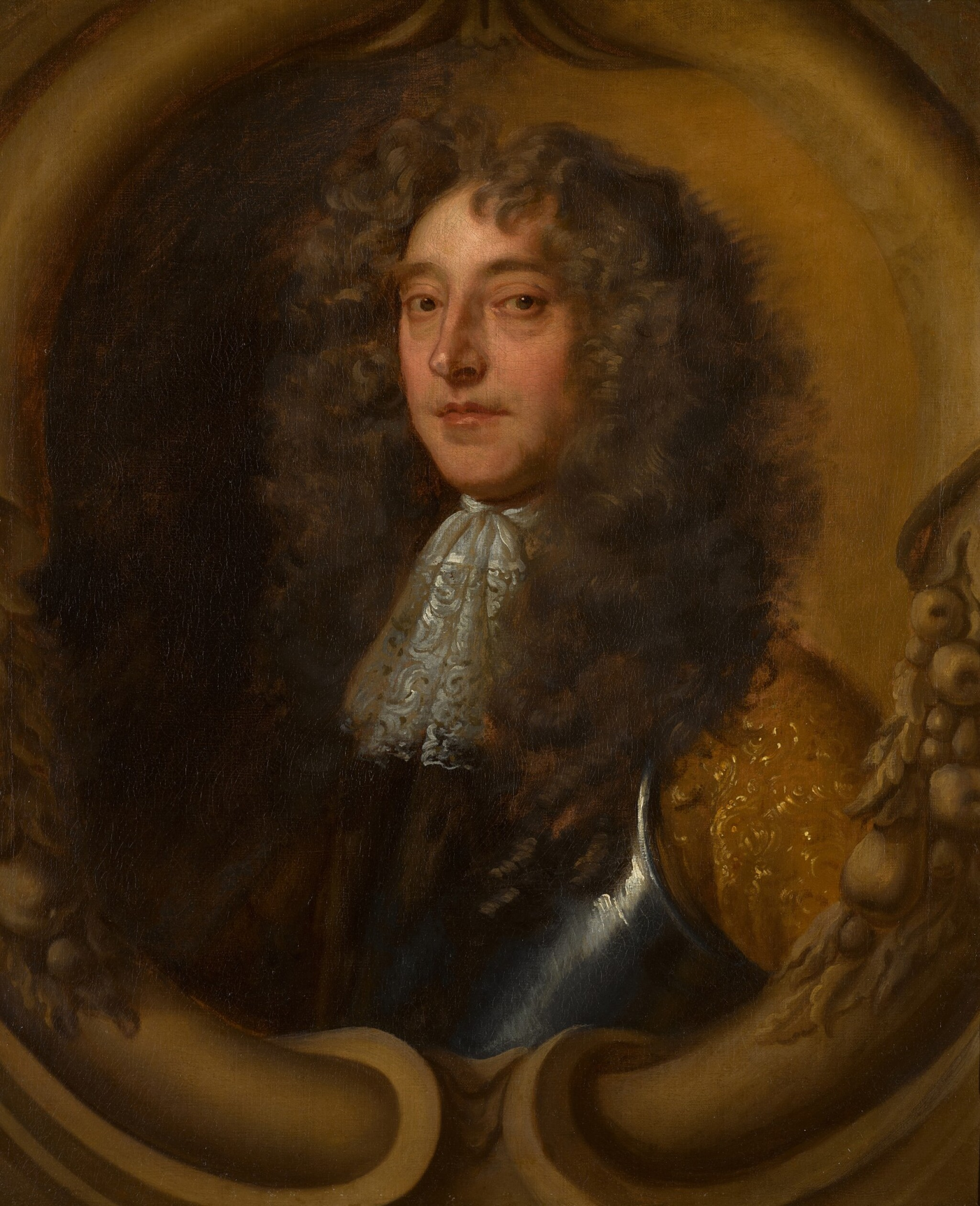 View 1 of Lot 145. Portrait of George Villiers, 4th Viscount Grandison of Limerick (1618-99).