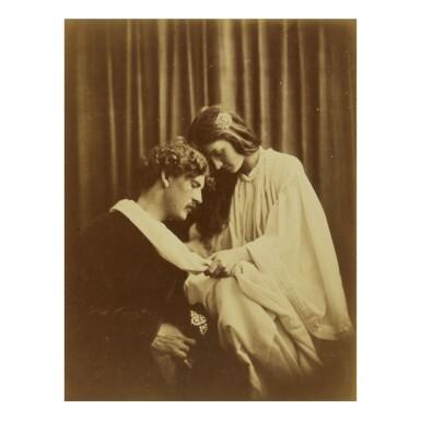 JULIA MARGARET CAMERON | BROWNING'S SORDELLO (HENRY JOHN STEDMAN COTTON AND MARY RYAN)