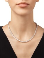 DIAMOND NECKLACE, BOUCHERON, FRANCE