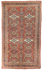 A 'Ziegler' Mahal carpet, Northwest Persia, late 19th/early 20th century